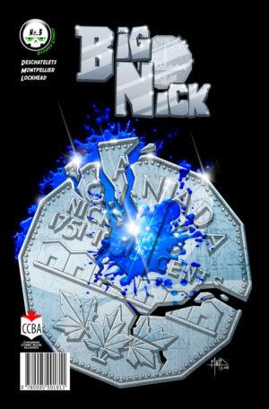 Big Nick 3 Cover