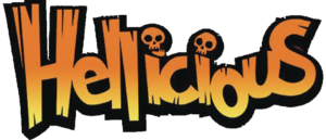 RICH REVIEWS: Hellicious # 1