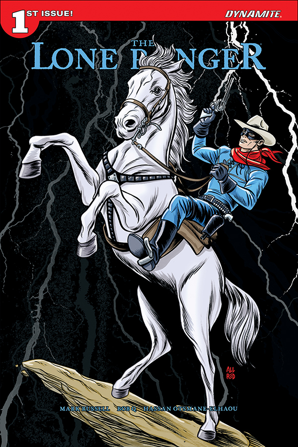 The Lone Ranger Volume 3 1 Will Be Solicited In Diamond Comic Distributors August 2018 Previews Catalog Premier Source Of Merchandise For