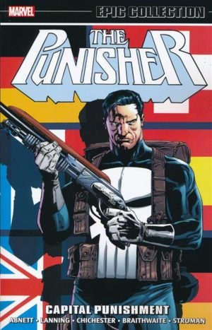 CCL Special: Epic Marvel Podcast: Punisher, Ep. 7: Capital Punishment