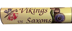 Calvin's Commentaries: Vikings vs Saxons