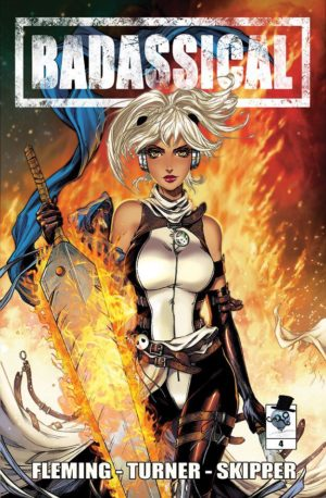 Badassical Issue #4 Cover A