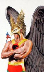 DC, Hawkman, Carter Hall, Facebook, Winged Wonder, Hal Jordan, Green Lantern, Buck Rogers, Batman, Robert Venditti, Geoff Johns, Ultra Boy, Mon-El, Legion of Super-Heroes, Justice League, Hawkgirl,