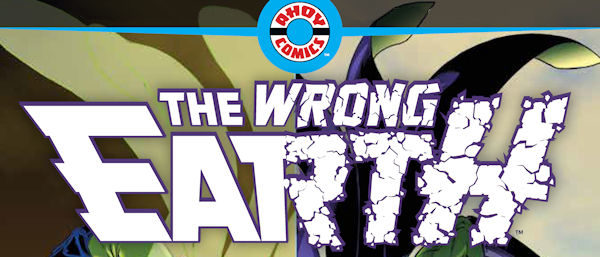 Logo Wrong Earth #1