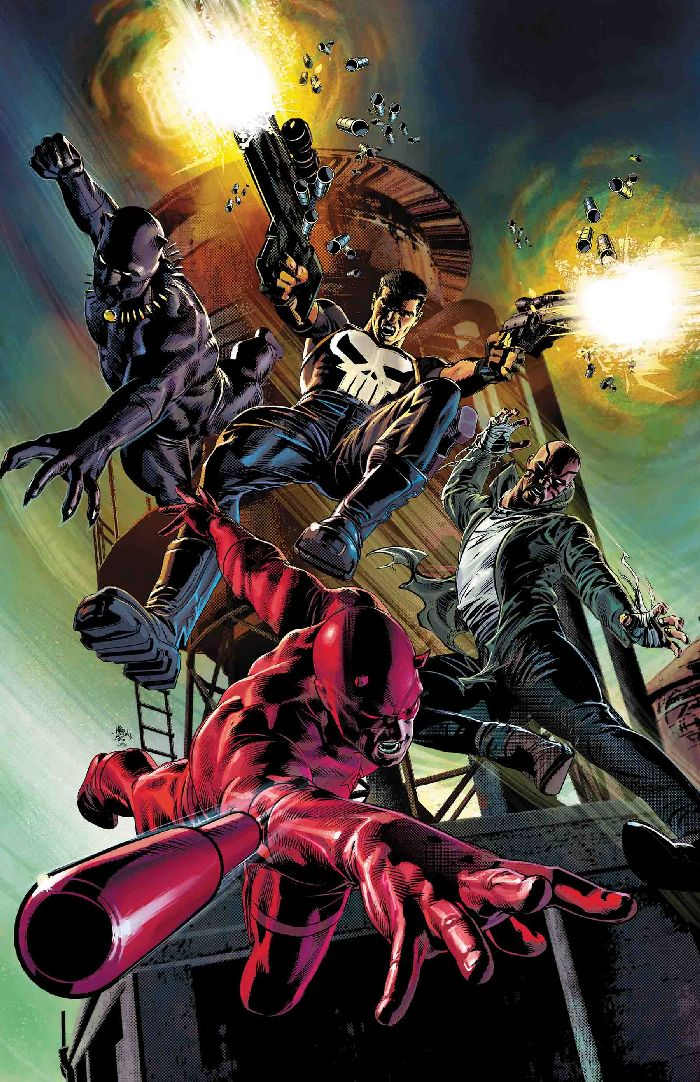 Marvel Comics November 2018 Solicitations First Comics News