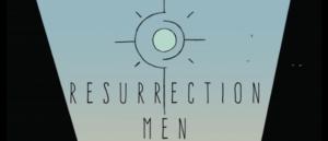 RICH REVIEWS:Resurrection Men # 1