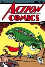 DC, Superman, Clark Kent, Man of Steel, Kal-El, Action Comics, Batman, Brian Michael Bendis, Big Blue, Jim Lee, armor, longjohns, Lois Lane, trunks, World's Finest, Lex Luthor, Man of Tomorrow