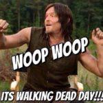 Walking Dead, undead, walker, zombie, AMC, Robert Kirkman, NBC, Talking Dead, vampire, Megacon, Orlando, October,