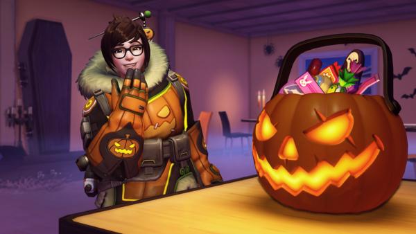 """Overwatch """"Halloween Terror"""" Event Now Underway"""