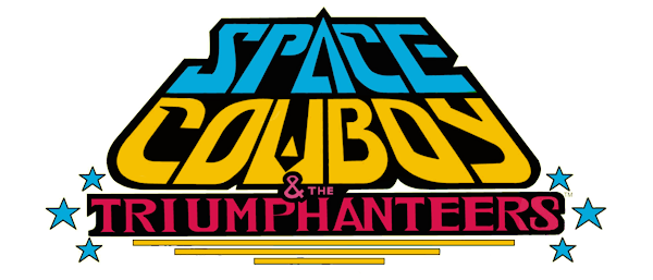 Space Cowboy and the Triumphanteers Logo