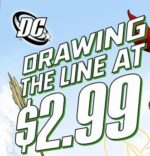DC, Marvel, $1.99, Alterna, $2.99, $3.99, Rebirth, New Age of DC Heroes, Curse of Brimstone, Damage, Immortal Men, New Challengers, Sideways, Silencer, The Terrifics, The Unexpected, Civil War II