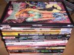 Floppies, LCS, comics, trades, trade paperback, webcomics, digital, Spider-Man, Stuff of Legend, subscription,