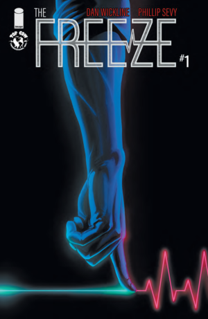 Freeze #1 Cover
