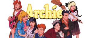 ARCHIE COMICS AUGUST 2019 SOLICITATIONS