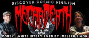 Cosmic Level Occult Mecha Warfare and Corey J. White