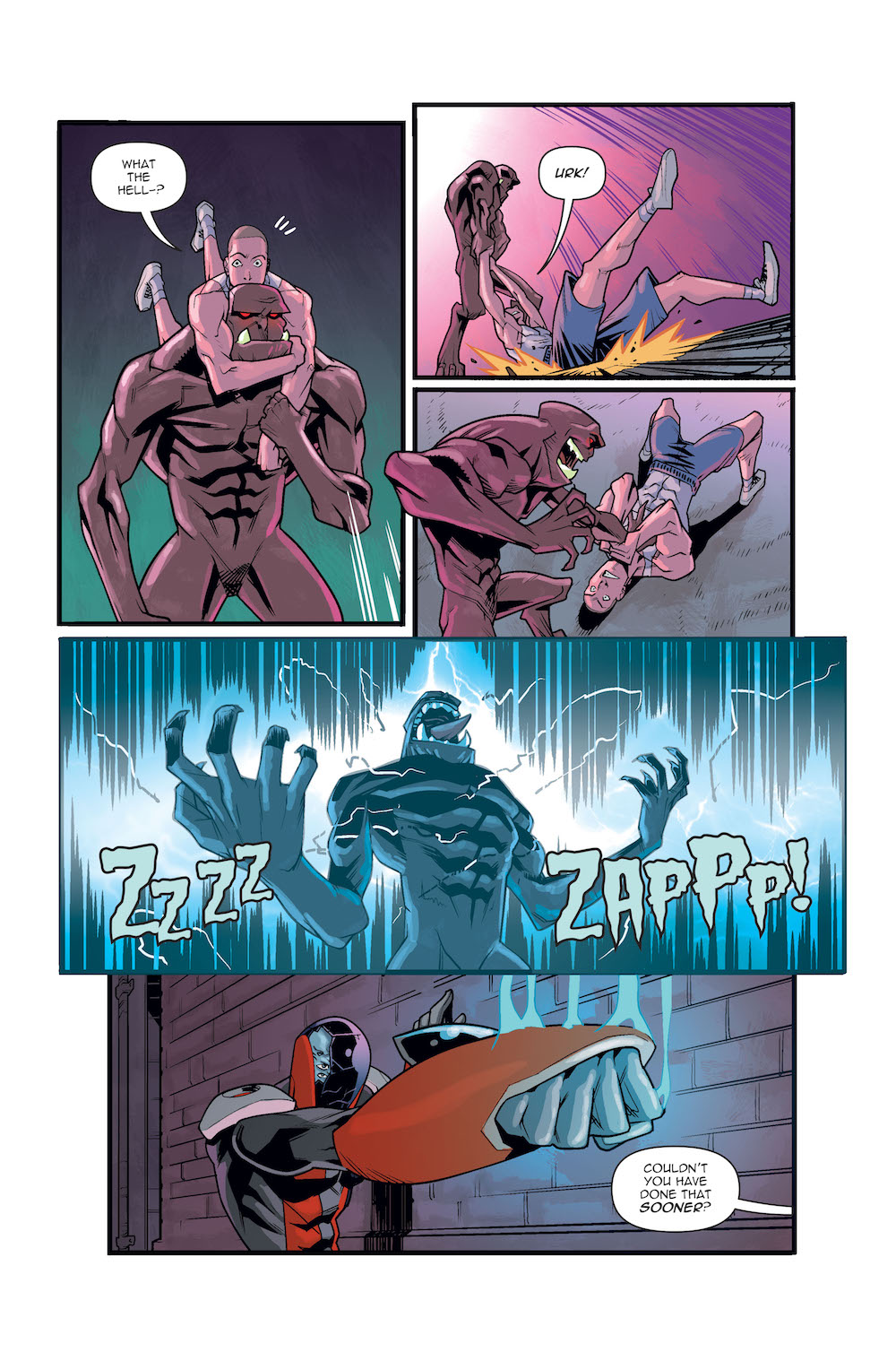 UFC DEBUTS UFC OF COMIC  BOOK: – FIRST-EVER First TALES