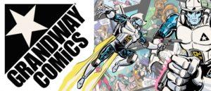 JEFF KNOTT & DEREK JESSOME talk about Grandway Comics