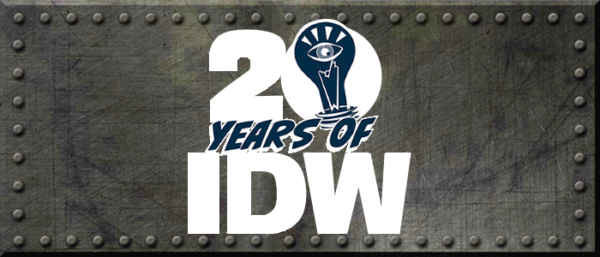 IDW Announces Signing Schedule, Panels, and Exclusives for