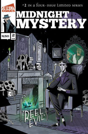 Midnight Mystery #2 Review