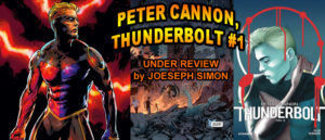 Peter Cannon, Thunderbolt #1 Under Review