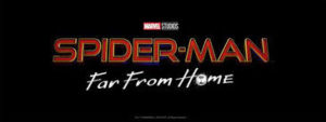 "First Look At ""Spider-Man: Far From Home"""
