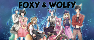 FOXY & WOLFY COME TO KICKSTARTER