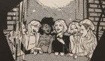 Deadtown, Amazon, Captain Marvel, Joelle Jones, Marguerite Bennett, Catwoman, Batgirl,  Catherynne M. Valente, novella, The Refrigerator Monologues, sidekick