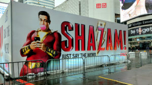 Shazam! Hits the 2019 Toronto Comicon