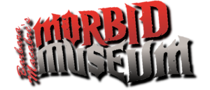 BARBARA MACABRE'S MORBID MUSEUM #1 preview