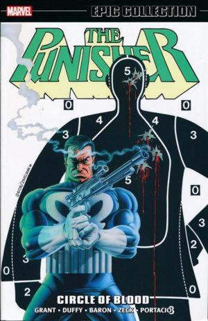 Punisher Epic 2 Circle Of Blood