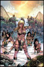 Caut!onary Comics, Chuck Dixon, Benjamin Henderson, Jimbo Salgado, Bryan Arfel Magnaye, Manny Mendez, Spain, Randall Gunn,