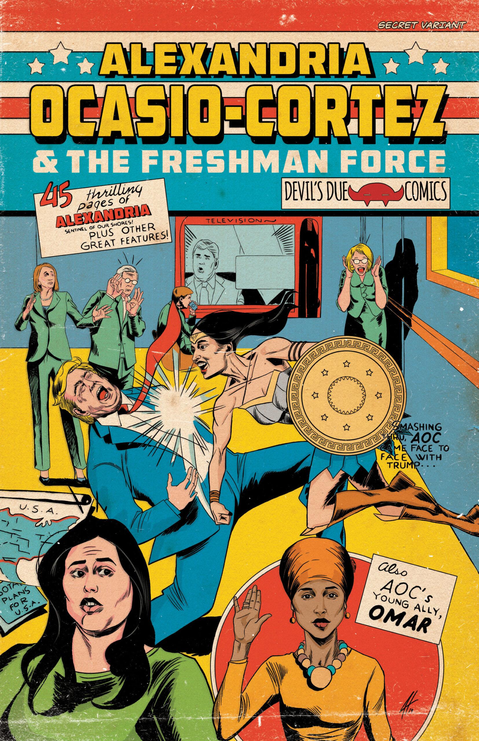 Josh Blaylock Talks About Alexandria Ocasio Cortez First Comics News Person » josh blaylock is credited in 138 issues. josh blaylock talks about alexandria