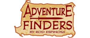 ADVENTURE FINDERS: THE EDGE OF EMPIRE #1 preview