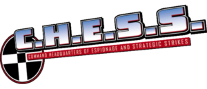 RICH REVIEWS: C.H.E.S.S. # 2
