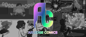 Arledge Comics Embraces the Undeniably Cute Chaos of Cream Maid
