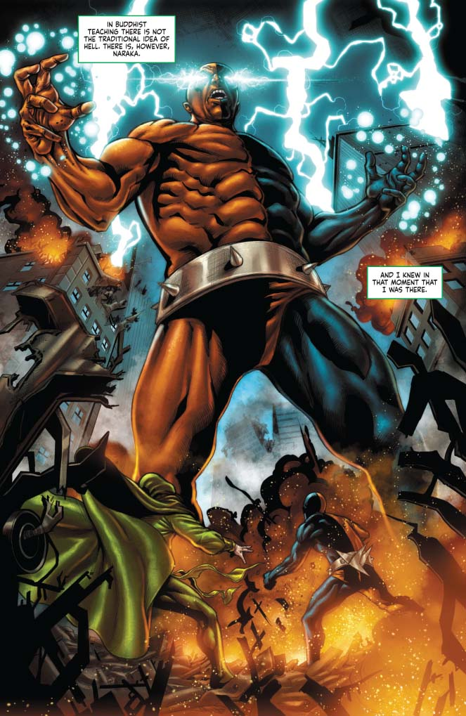 Project Superpowers: Evolution preview – First Comics News
