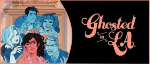 Ghosts VS Humans in GHOSTED IN LA #8 from BOOM! Studios