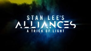 """Stan Lee's A Trick Of Light"" at SDCC 2019"