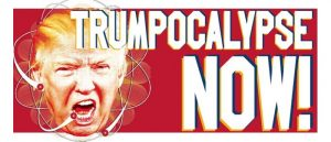 RICH REVIEWS: Trumpocalypse Now # 1
