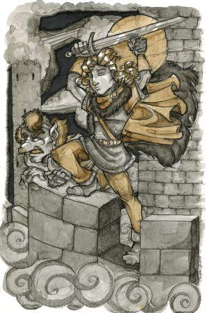 Siegfried: Dragon Slayer