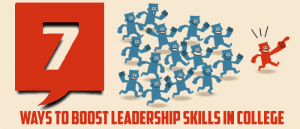 7 Ways to Boost Leadership Skills in College