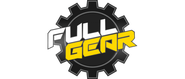 Image result for aew full gear logo