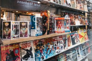 10 Tips for Writing an Extended Essay on Comic Books