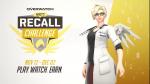 """Overwatch's """"Mercy's Recall Challenge"""" Now Under Way"""