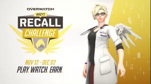 """Overwatch's """"Mercy's Recall Challenge"""" Now Underway"""