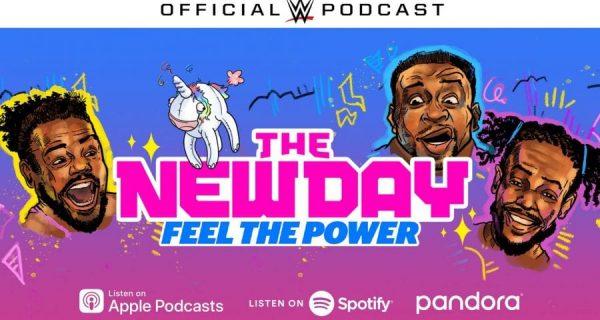 "Big E Kofi Kingston Xavier Woods Official WWE New Day /""Feel the Power/"" Shirt"