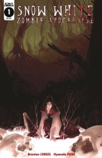 Snow White, Zombie, apocalypse, Scout Comics, Brenton Lengel, play, Hyeondo Park, Jio Butler, Prince Charming, Rapunzel,