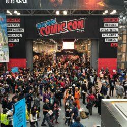 NYCC, New York Comic Con
