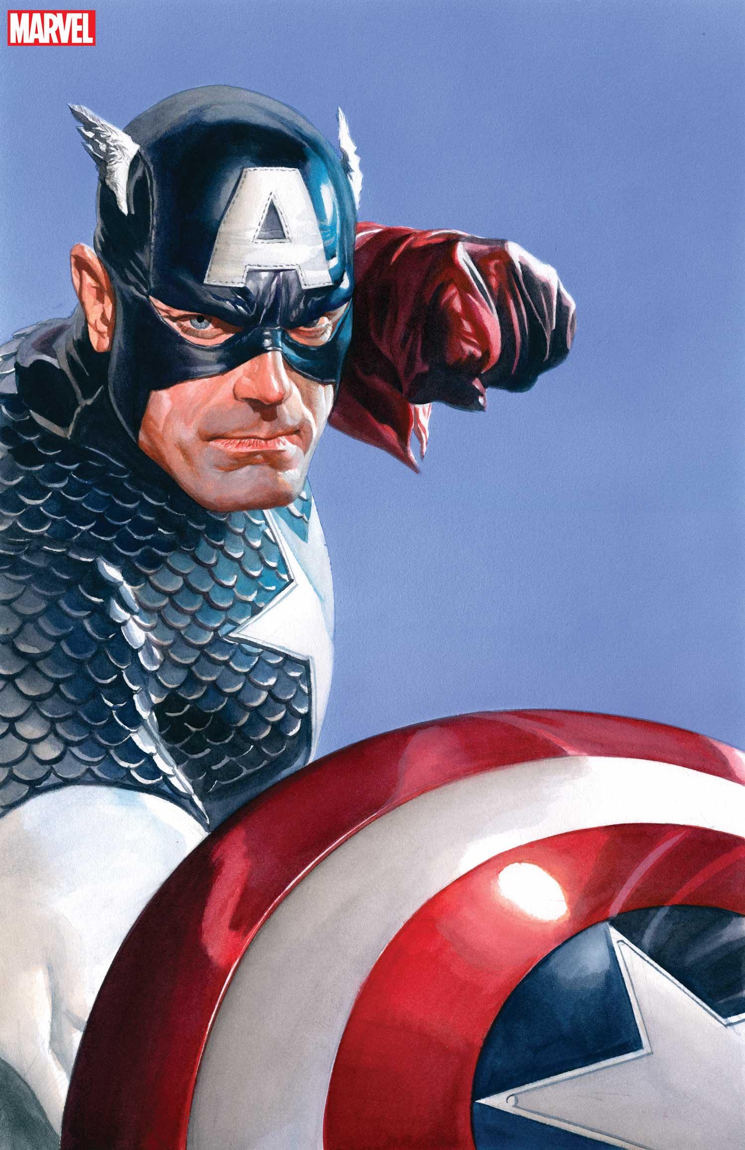 Alex mecum captain america