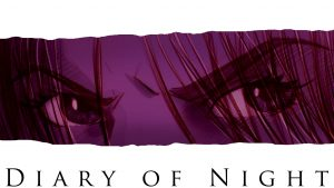 Will Allred talks about DIARY OF NIGHT